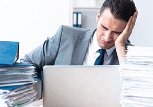 ストレスや加齢に伴う男性機能の低下